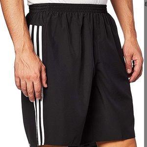 NWT Adidas RS shorts Black/ White